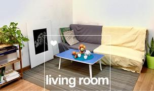 Beijing-Haidian-同志友好,Long & Short Term,Seeking Flatmate,Shared Apartment,Pet Friendly,🏠
