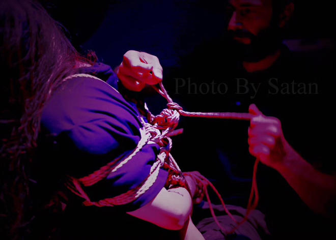Explore what is the real Shibari