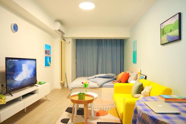 Beijing-Dongcheng-Single Apartment,Short Term,LGBT Friendly 🏳️🌈,🏠