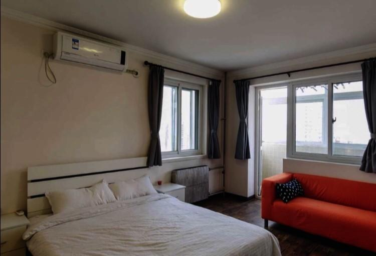 Beijing-Chaoyang-Shared Apartment,Long & Short Term,👯‍♀️,LGBT Friendly 🏳️‍🌈,Replacement