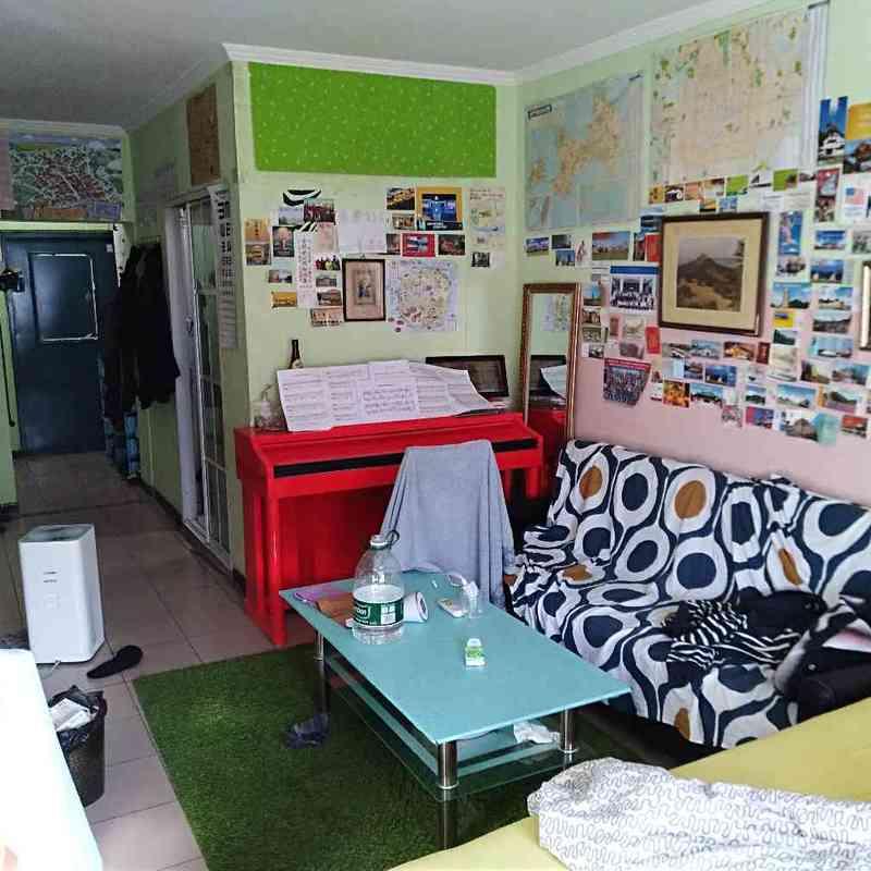 Beijing-Dongcheng-Short Term,Single Apartment,🏠,LGBT Friendly 🏳️🌈