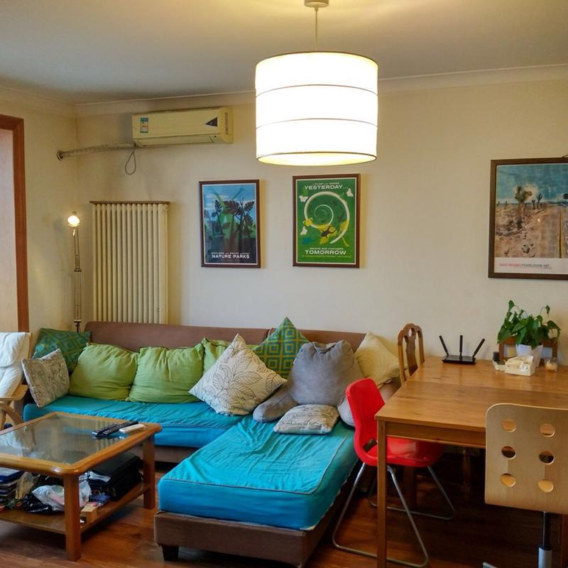 Beijing-Chaoyang-Chaoyang Park,Shared Apartment,Seeking Flatmate