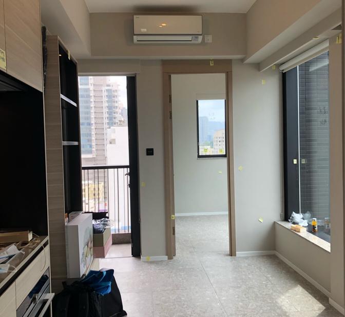 HK PolyU-Convenient -Brand new -Artisan Garden-Great View-Whole Flat-Brand New -Single Apartment-🏠