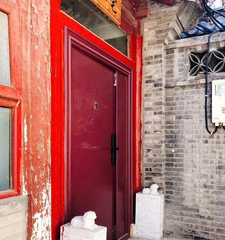 Beijing-Dongcheng- Qianmen Street,Hutong,Loft,Long & Short Term,Replacement,LGBT Friendly 🏳️🌈,Pet Friendly