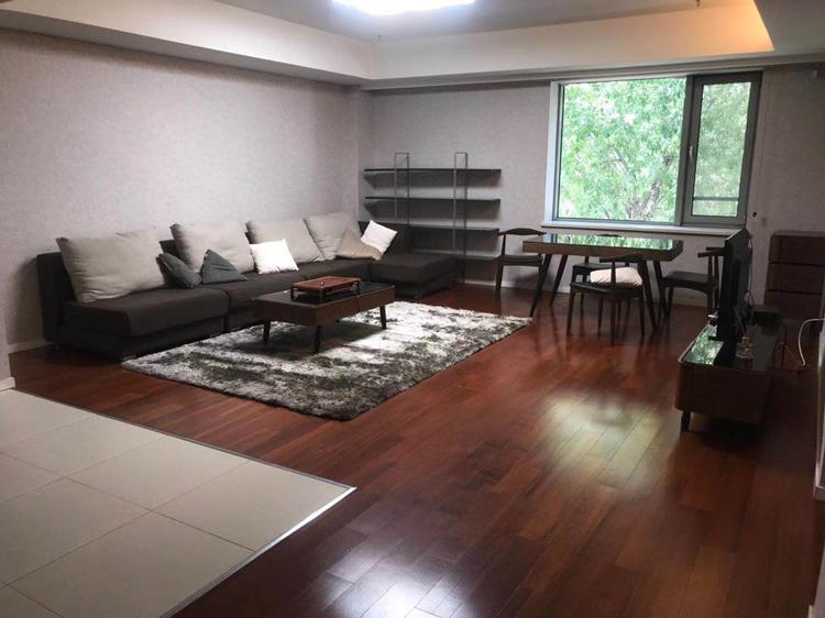 Beijing-Chaoyang-2 bedrooms,Liangmaqiao,Single Apartment