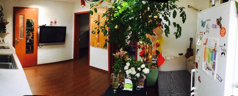 Beijing-Dongcheng-Line 2/5/8,Gulou,Hutong,Seeking Flatmate,LGBT Friendly 🏳️🌈,Pet Friendly,Shared Apartment