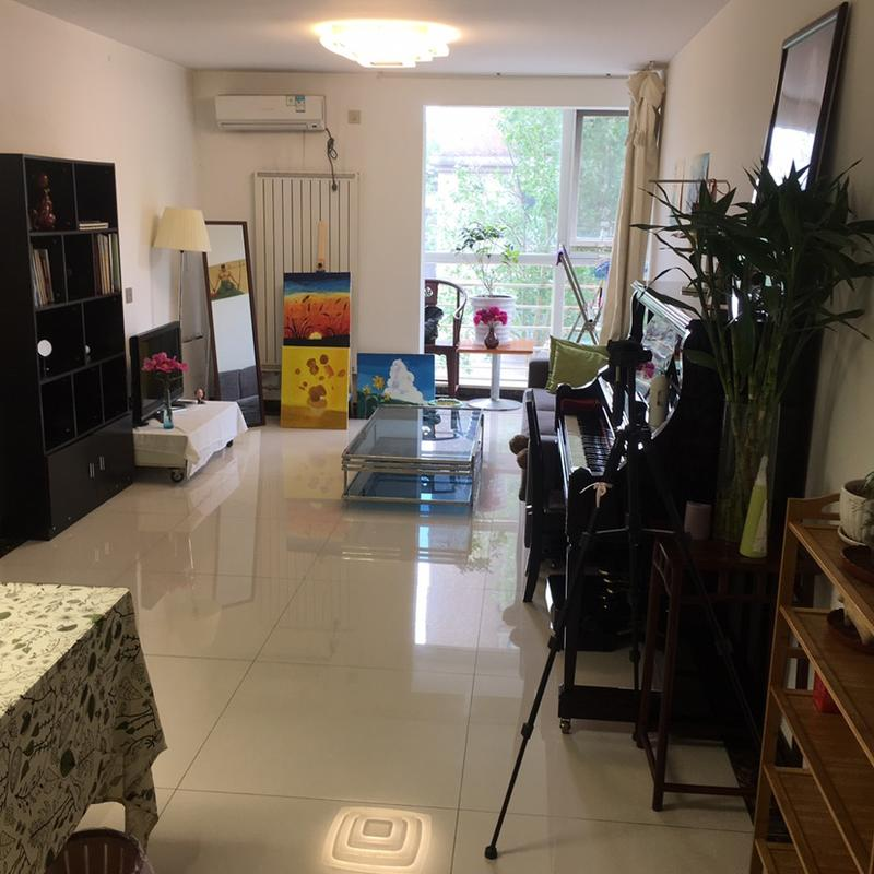 Beijing-Chaoyang-2 bedrooms,Shared Apartment,LGBT Friendly 🏳️‍🌈,👯‍♀️,🏠