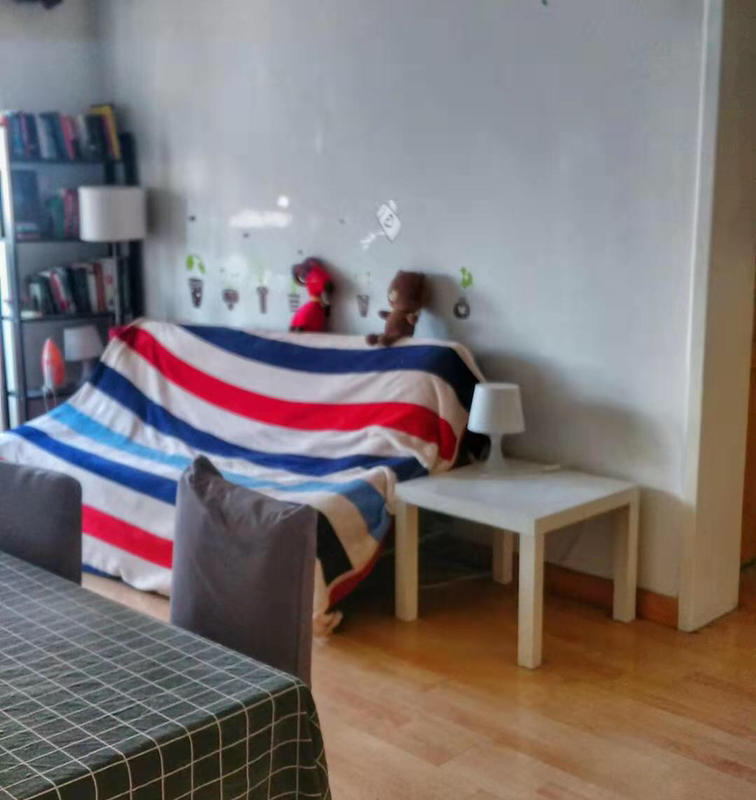 Beijing-Dongcheng-Hutong area,3 Rooms ,👯♀️,Replacement,Shared Apartment