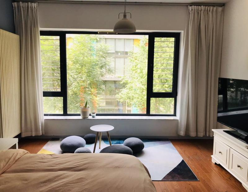 Beijing-Chaoyang-CBD,Line 1,Single Apartment