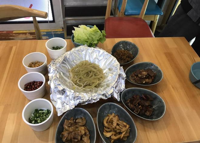 酸辣粉豪华套餐 | Luxury Rice Noodles 🍜