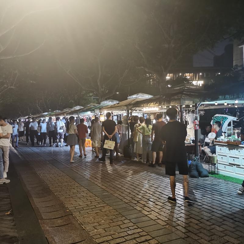 地摊 | Street Market