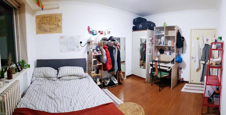 Beijing-Haidian-CUFE,👯‍♀️,👯‍♀️,Seeking Flatmate,Replacement,LGBT Friendly 🏳️‍🌈,Short Term