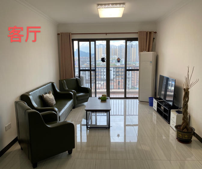 3 bedrooms-🏠-Long & Short Term-Single Apartment