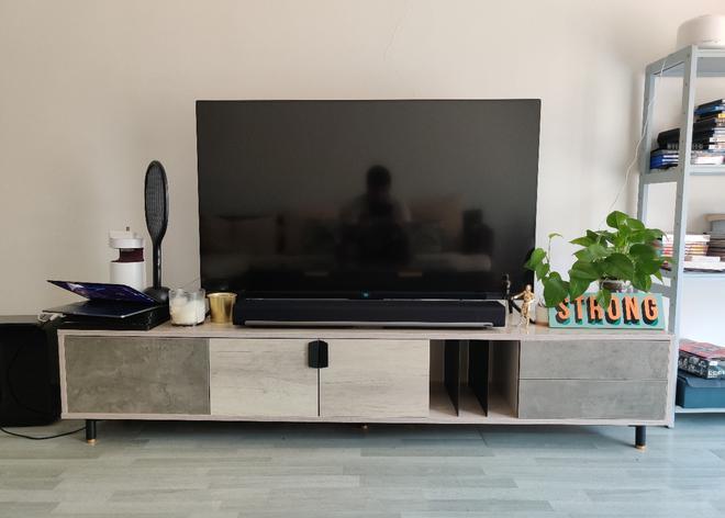 Xiaomi4 55 4k TV