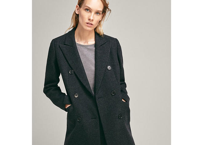 Selling out my wool coat from Massimo Dutti