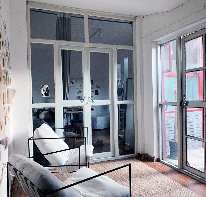 Beijing-Dongcheng-Hutong,Courtyard,Single story house,Short Term,Seeking Flatmate,Shared Apartment,LGBT Friendly 🏳️🌈