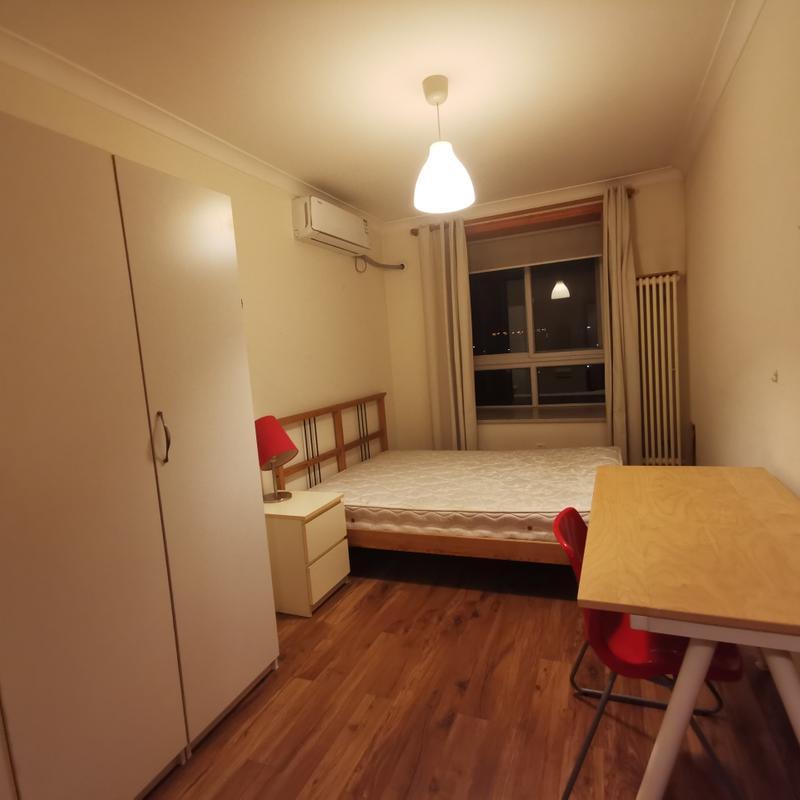 Beijing-Chaoyang-Chaoyang park,Seeking Flatmate,Shared Apartment