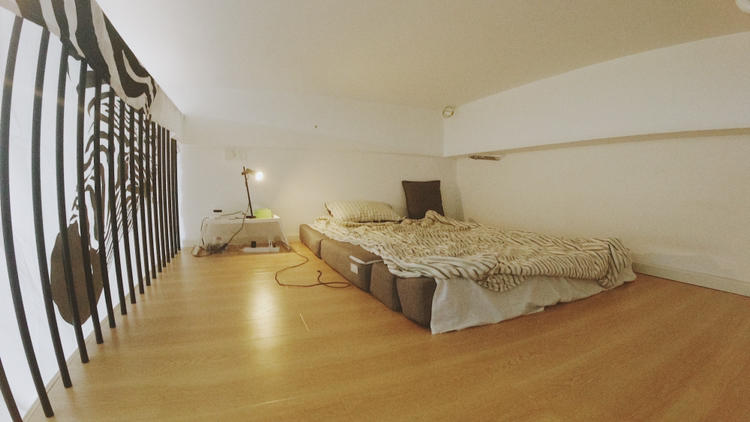 Beijing-Changping-Loft,Single Apartment,🏠