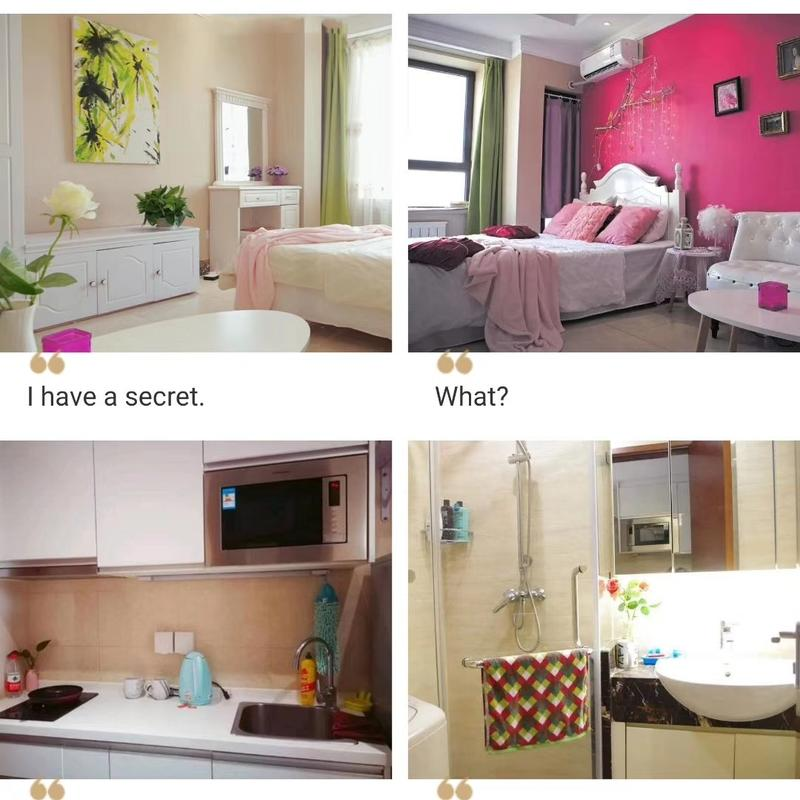 Beijing-Chaoyang-Line 6,Long & Short Term,Single Apartment,LGBT Friendly 🏳️🌈,🏠