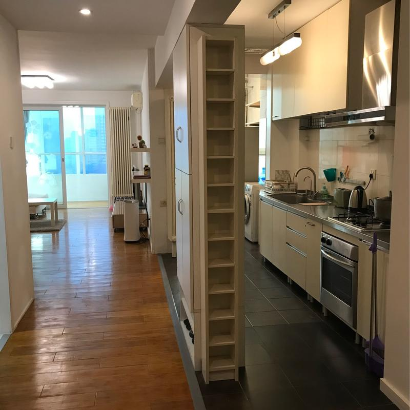 Beijing-Dongcheng-IKEA furniture ,2bedrooms,Gym swimming pool,Line2/13,Embassy area,Super clean,Long & Short Term,Single Apartment,Pet Friendly