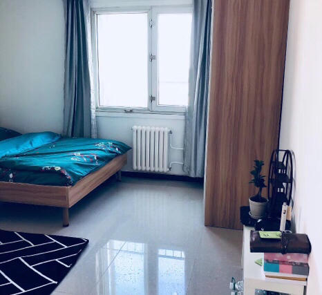 Beijing-Chaoyang-Line 6&10,Tuanjiehu,same bed,Seeking Flatmate,👯‍♀️,Shared Apartment
