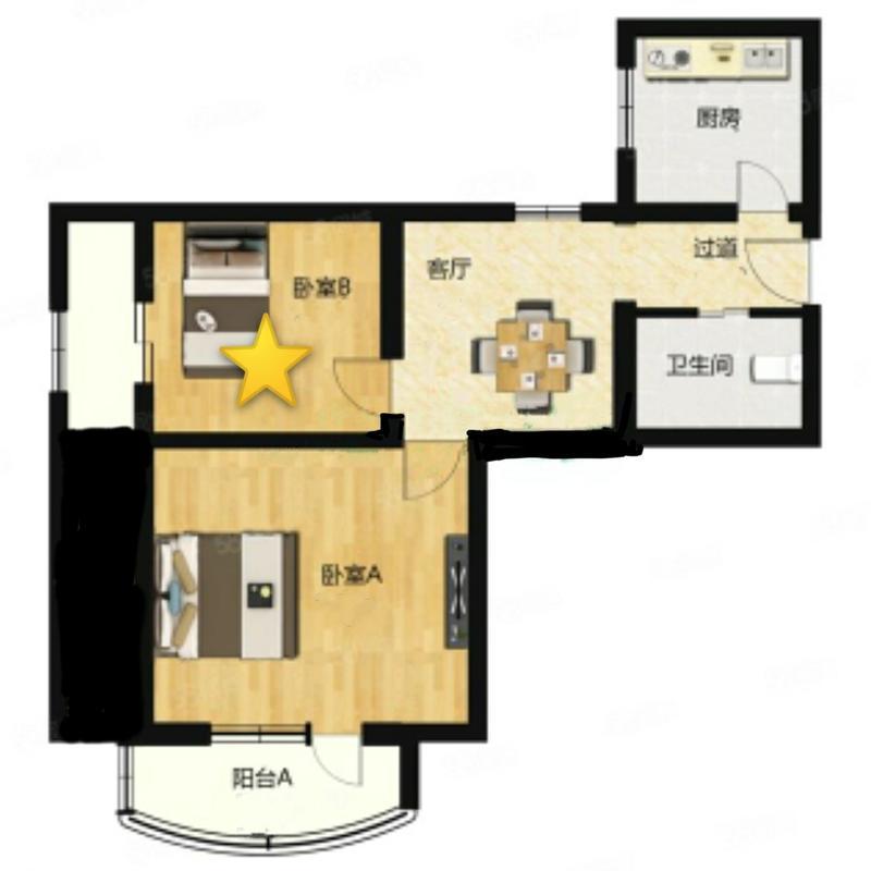 Beijing-Chaoyang-吃货 Gourmet,Long & Short Term,Seeking Flatmate,Shared Apartment,LGBT Friendly 🏳️🌈