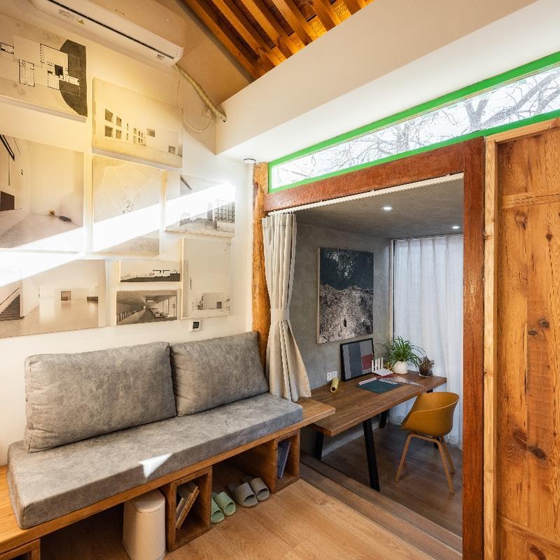 Beijing-Dongcheng-Hutong,Long & Short Term,Single Apartment