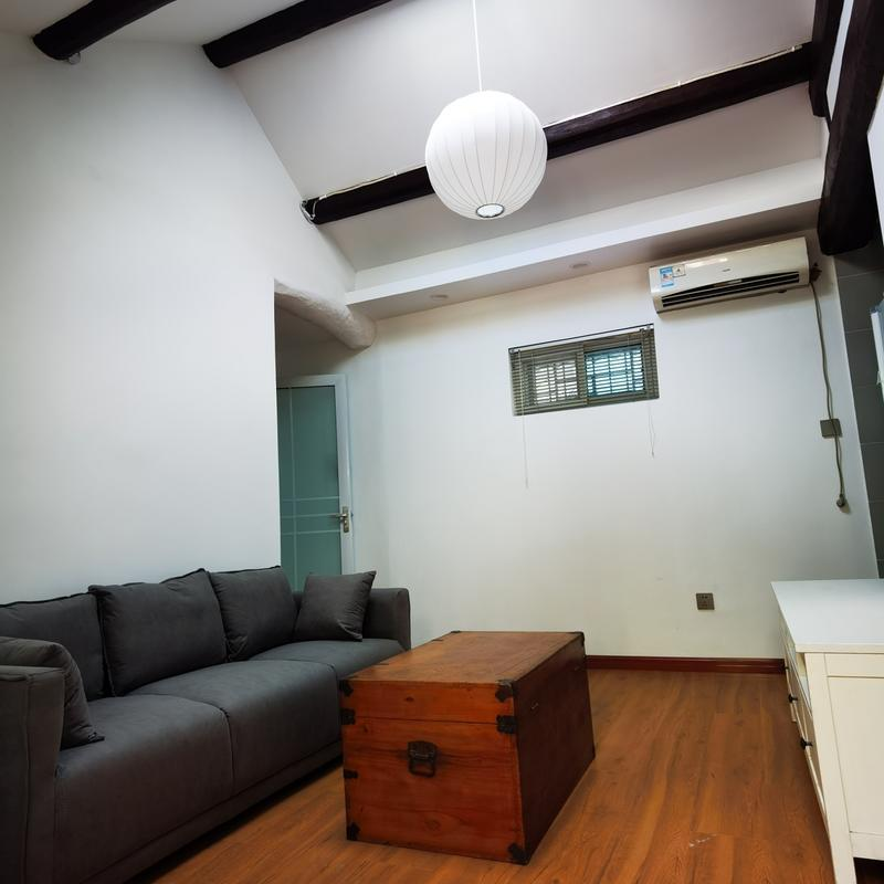 Beijing-Dongcheng-open roof,Hutong House,👯♀️,Long & Short Term,Short Term,Single Apartment