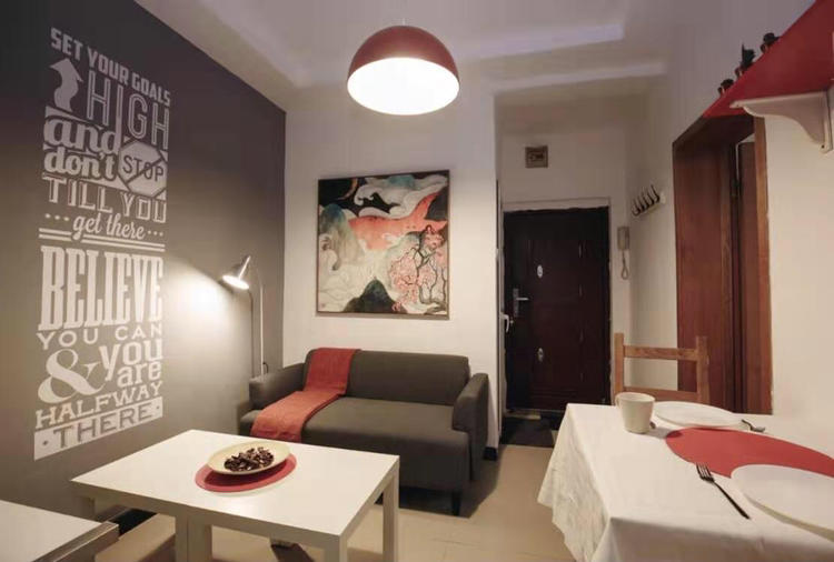 Beijing-Chaoyang-Shared Apartment,Replacement,LGBT Friendly 🏳️‍🌈,Long & Short Term