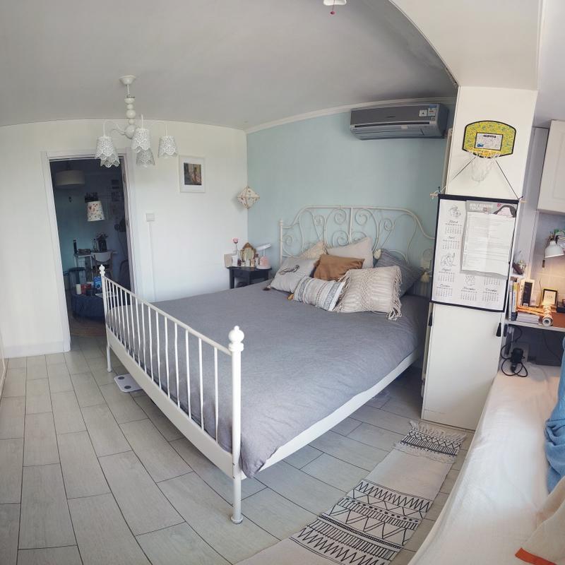 Beijing-Dongcheng-master bedroom,Long & Short Term,Short Term,Seeking Flatmate,Sublet,Replacement,Shared Apartment,LGBT Friendly 🏳️🌈,Pet Friendly,👯♀️