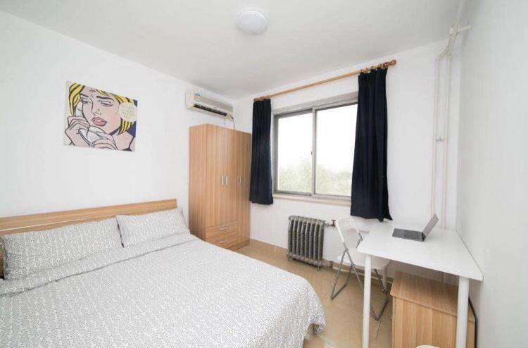 Beijing-Dongcheng-Shared Apartment,LGBT Friendly 🏳️🌈,Replacement,Seeking Flatmate,Long & Short Term,👯♀️
