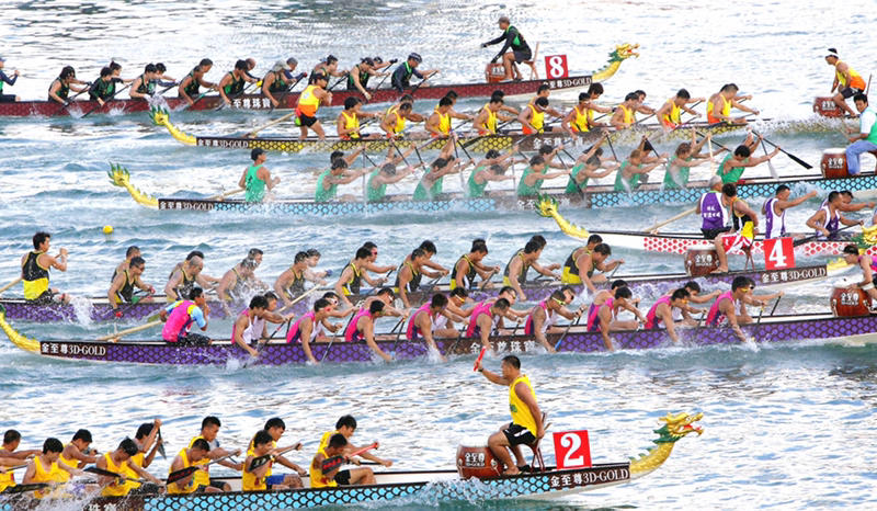 3 Things to do during the Dragon Boat Festival