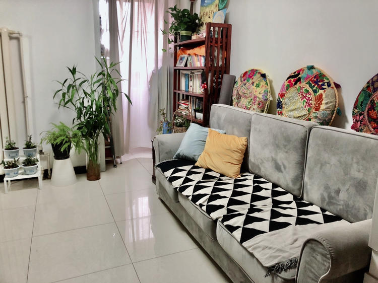 Beijing-Chaoyang-Line 6,Short Term,Shared Apartment