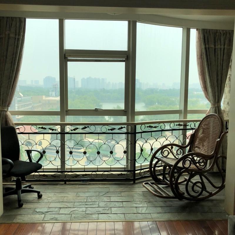 Beijing-Chaoyang-2 bedrooms,Chaoyang park,🏠,Long & Short Term,Single Apartment