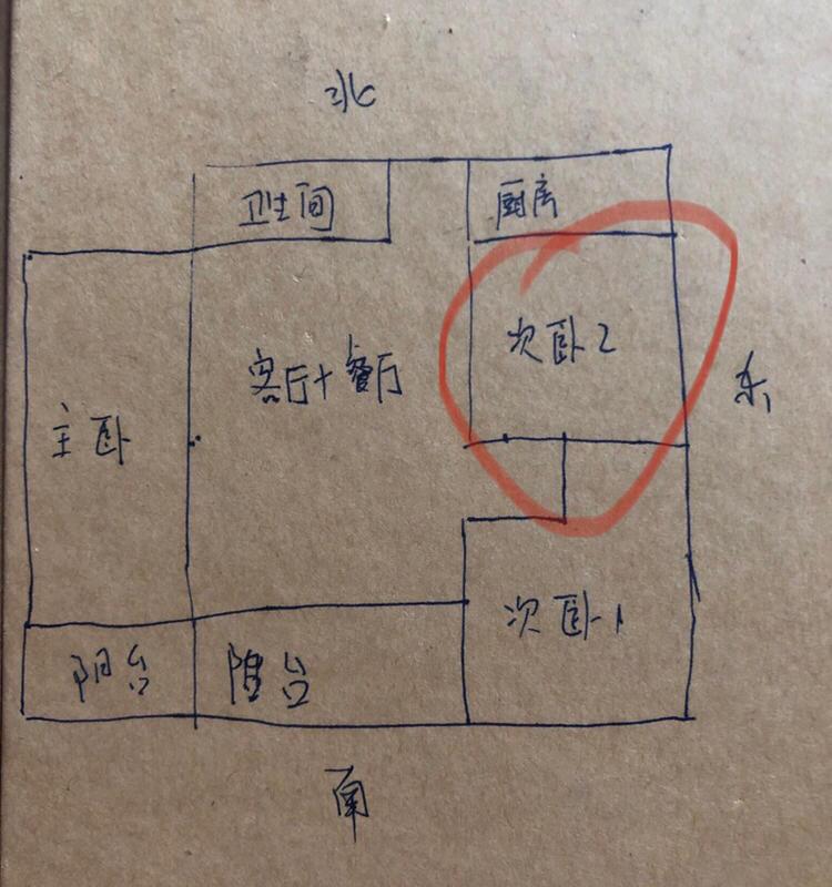 Beijing-Chaoyang-合租,同志友好🏳️🌈,找室友,长&短租,👯♀️,Shuangjing