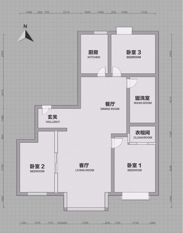 Beijing-Chaoyang-🏠,👯♀️,长租,24-hour security,great lighting,transparent,north-sorth,Line 6,南北通透,大三居,紧临朝阳大悦城,Single Apartment,LGBTQ Friendly,Pet Friendly