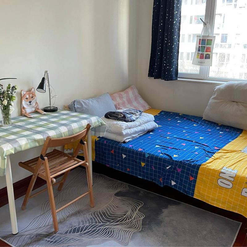 Beijing-Chaoyang-👯♀️,Line 14,CBD,Shared Apartment,LGBTQ Friendly,Long & Short Term,Seeking Flatmate,Pet Friendly