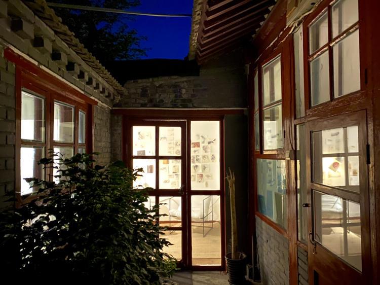 Beijing-Dongcheng-Hutong,Courtyard,Single story house,Short Term,Seeking Flatmate,Shared Apartment,LGBTQ Friendly