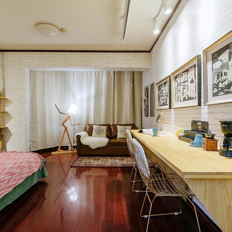 Beijing-Chaoyang-Sanlitun ,Dongzhimen,Long & Short term,Single apartment