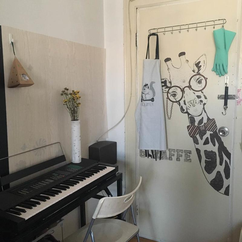 Beijing-Xicheng-Private balcony,Shared apartment,Sublet