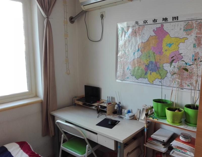 Beijing-Haidian-Wudaokou,Shared apartment