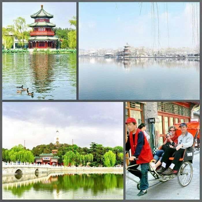 Beijing-Dongcheng-Hutong ,Shared apartment