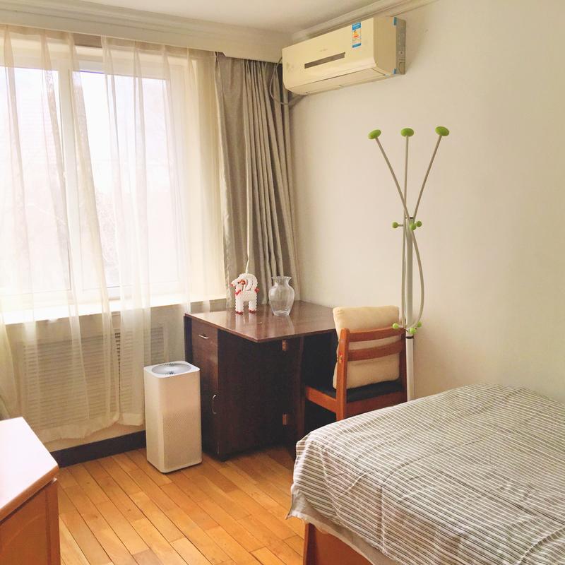 Beijing-Chaoyang-Shared 2-Bedroom Apa