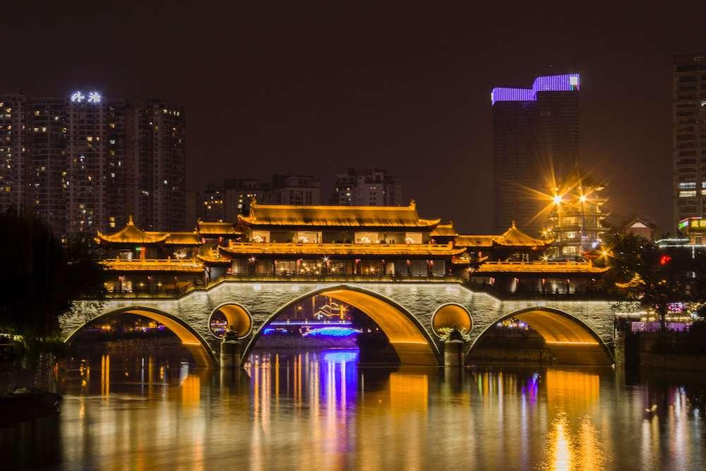 Jiuyanqiao Bar Street
