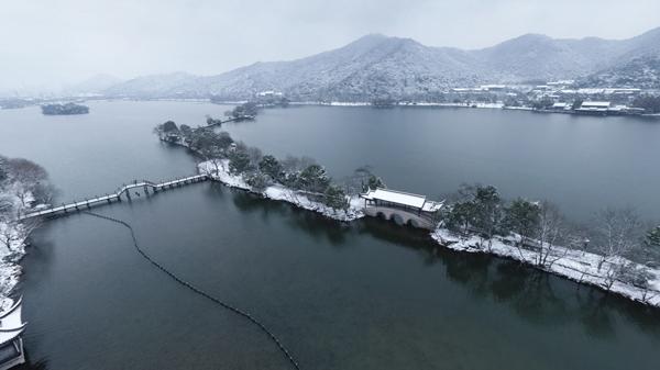 Xianghu in winter