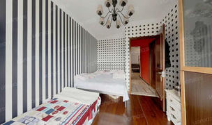 Beijing-Chaoyang-2 Rooms Apart,豪华装修,两室一厅
