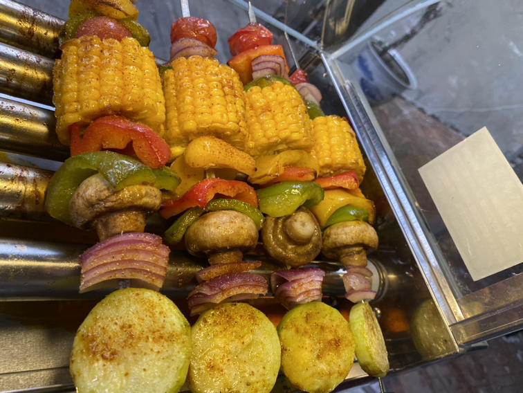 周六法式烧烤 BBQ Party