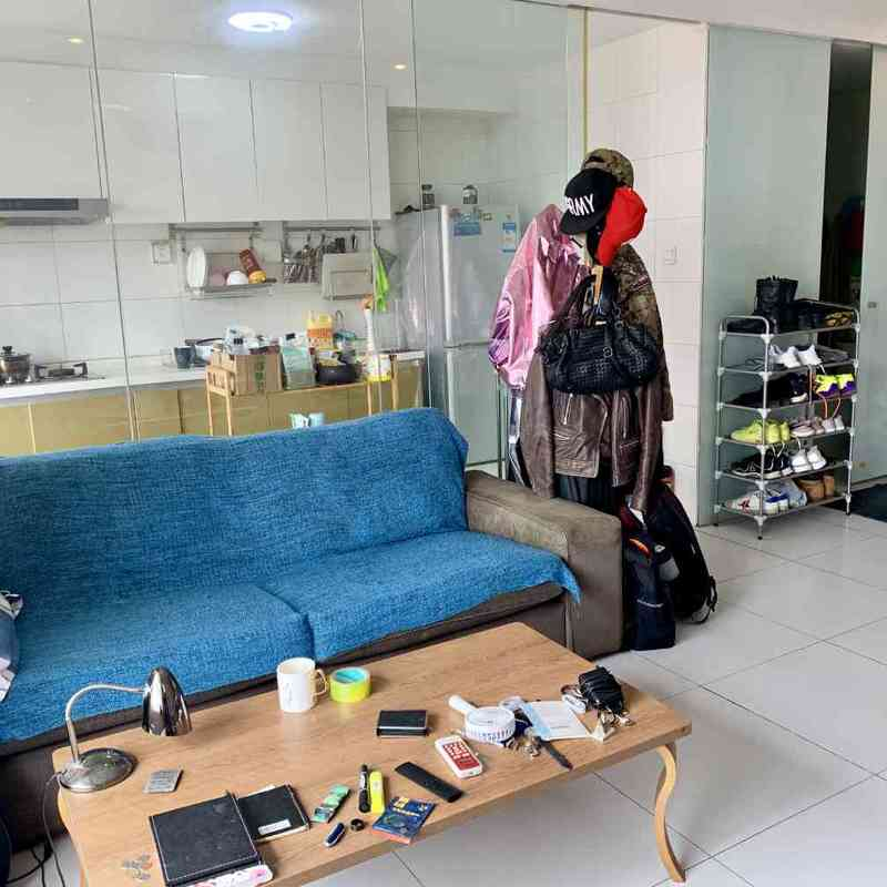 Beijing-Chaoyang-Replacement,👯♀️,Shared Apartment