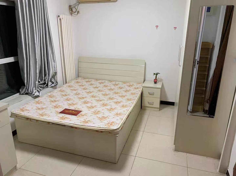 Beijing-Chaoyang-line 6,Sublet,Single Apartment