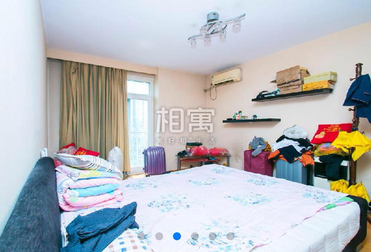 Beijing-Chaoyang-Master room,常营地铁站,朝南,主卧,Shared Apartment,Replacement
